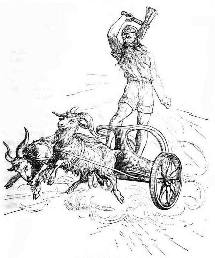 thors vogn