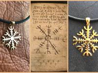Ægirs hjelm - Det magiske vikingesymbol