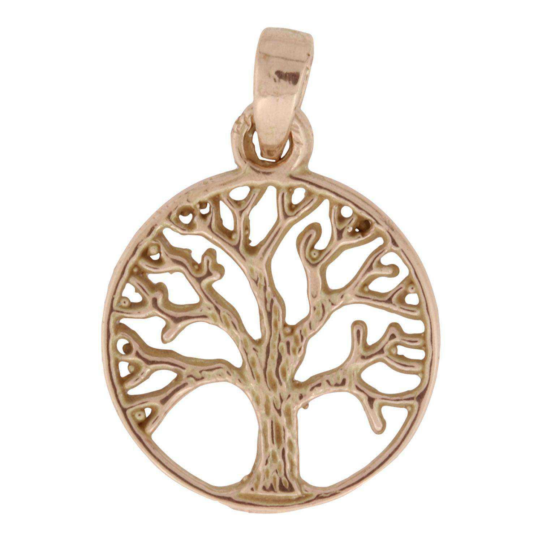 c27e93c83c1 Vedhæng Yggdrasil/Livets træ i guld