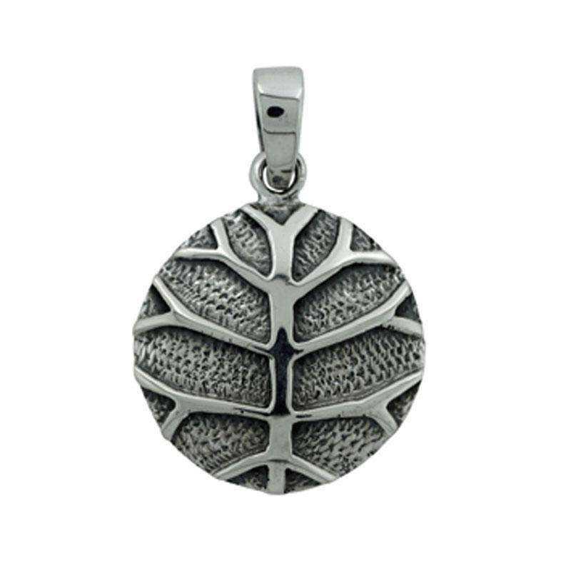 7020d3a72a0 Vedhæng Yggdrasil / Livets træ - vikingesmykke - sølv